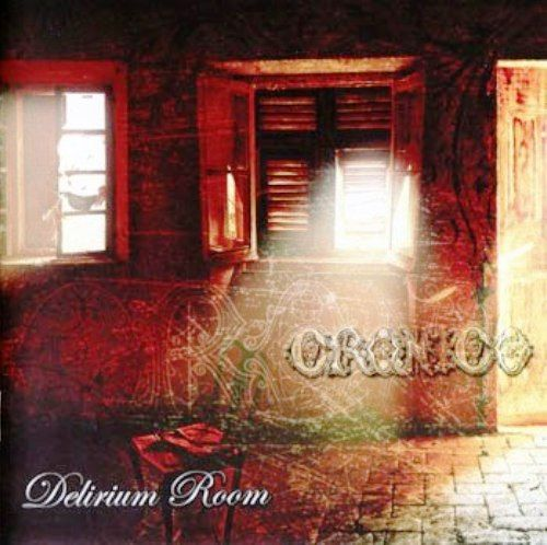 Delirium Room Cover art