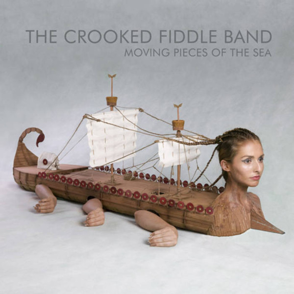 The Crooked Fiddle Band — Moving Pieces of the Sea