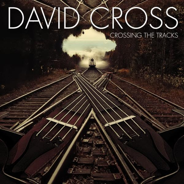 Crossing the Tracks Cover art