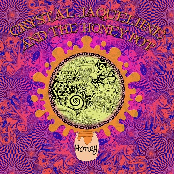 Crystal Jacqueline and the Honey Pot Cover art