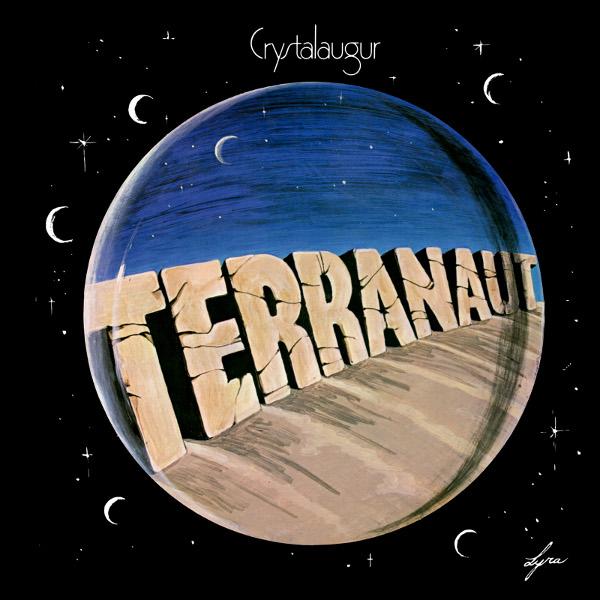 Terranaut Cover art