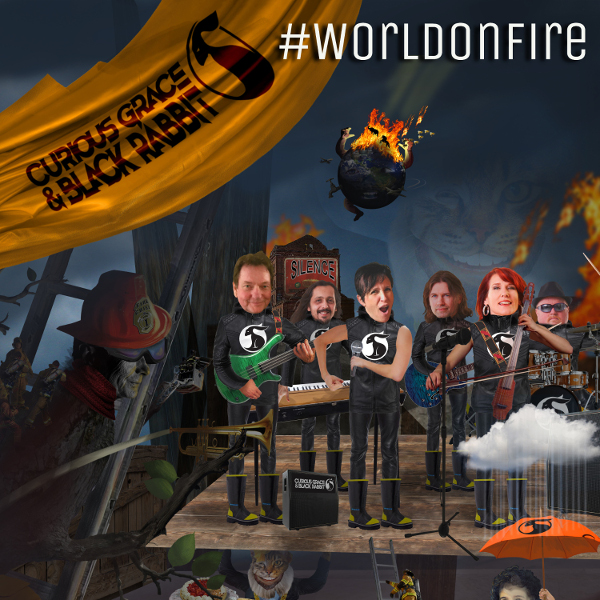 World on Fire Cover art
