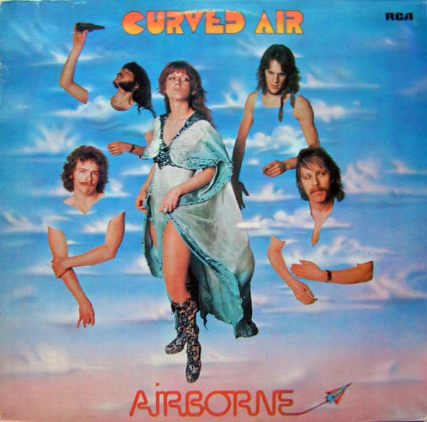 Airborne Cover art