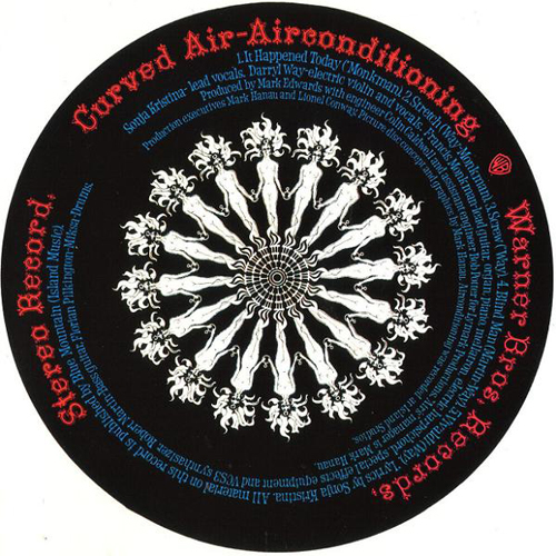Curved Air — Airconditioning