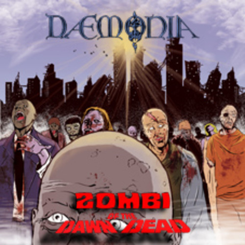 Dawn of the Dead / Zombi Cover art