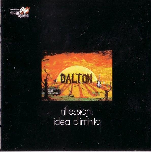 Dalton — Riflessioni: Idea d'Infinito