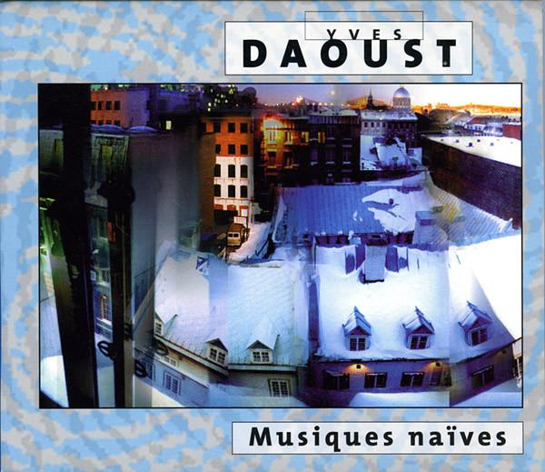 Musiques Naïves Cover art
