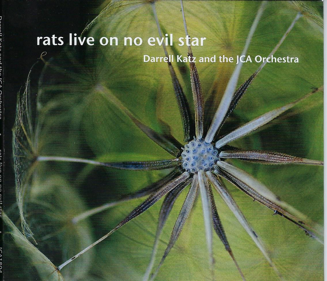 Rats Live on No Evil Star Cover art