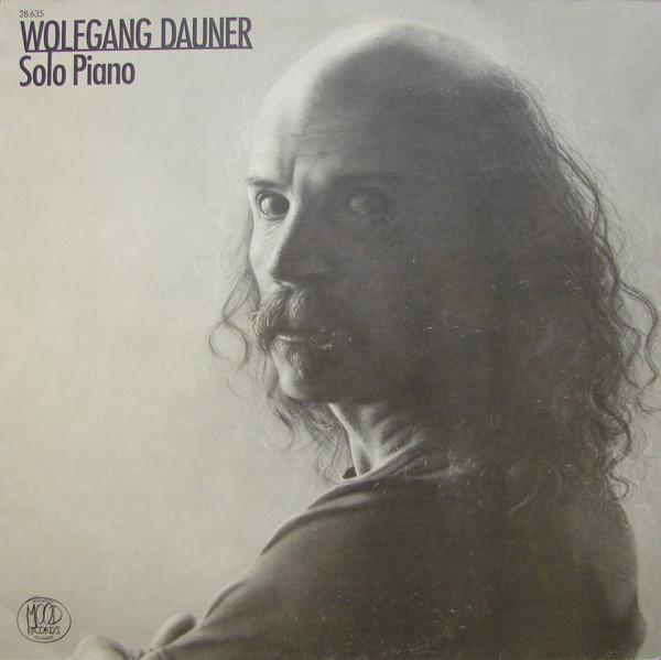 Wolfgang Dauner - Solo Piano 1983