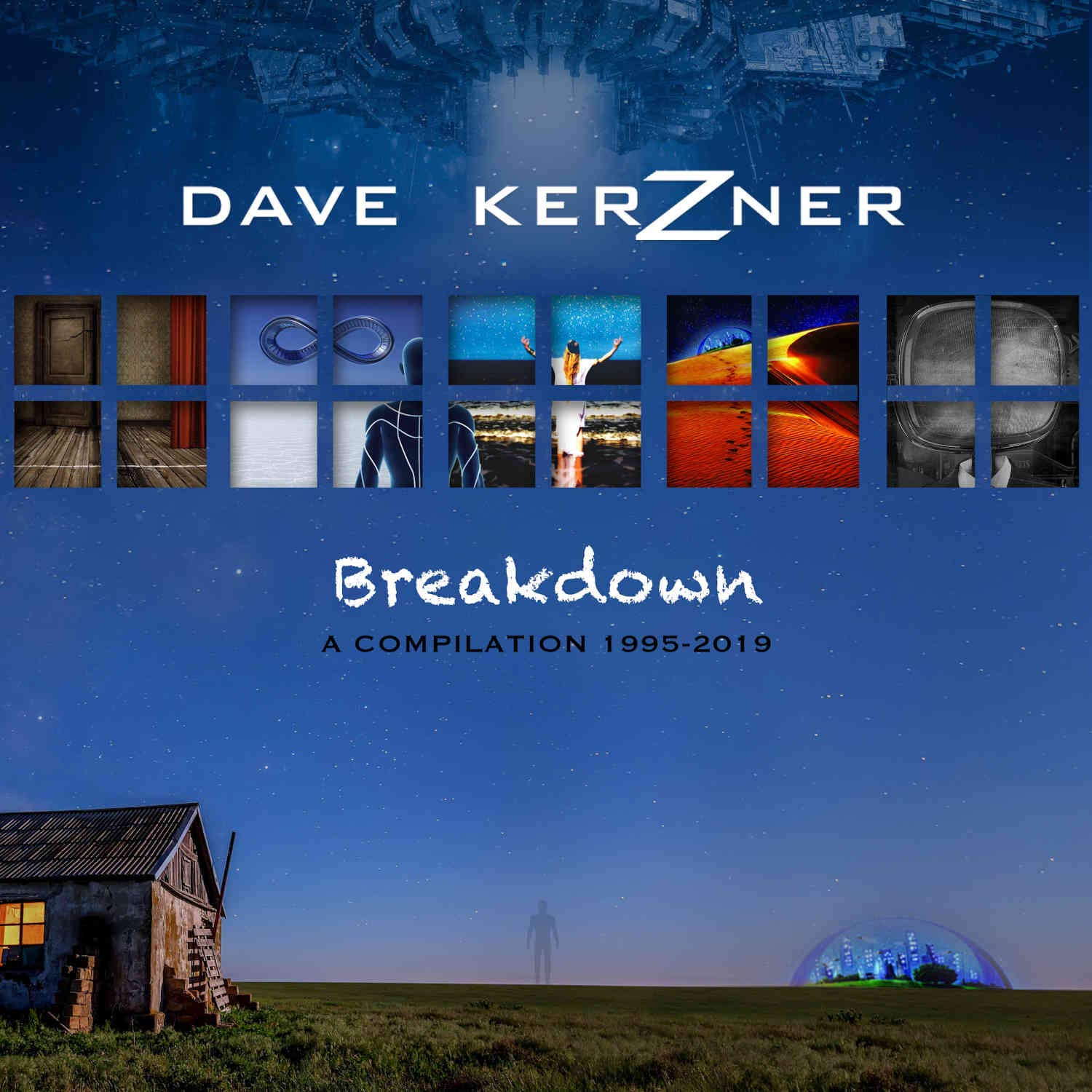 Dave Kerzner — Breakdown: A Compilation