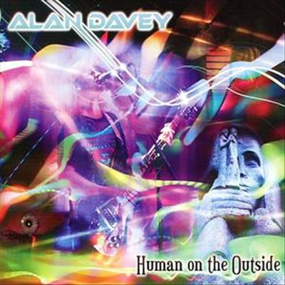Alan Davey — Human on the Outside