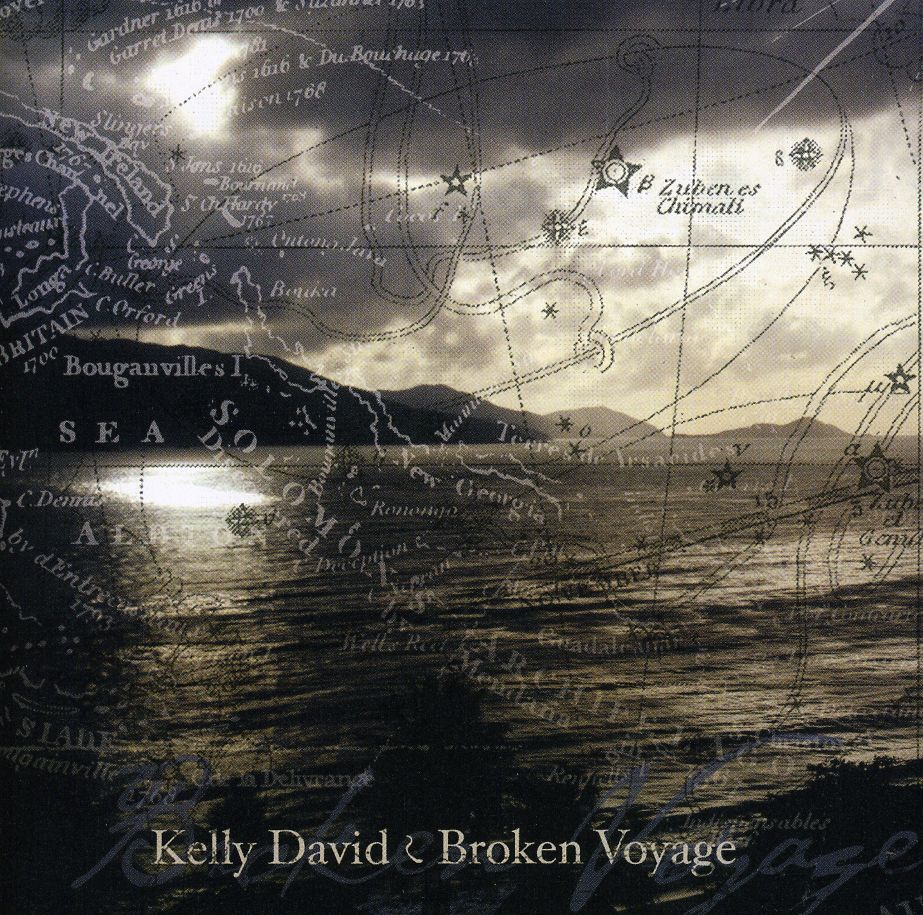 Broken Voyage Cover art