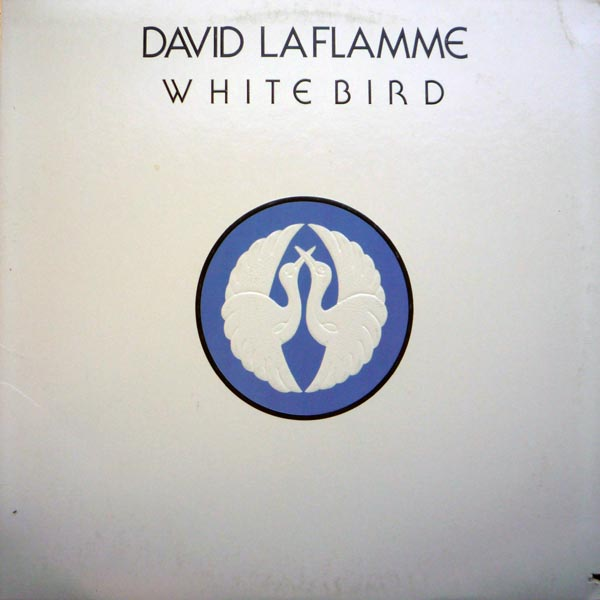 David LaFlamme - White Bird cover