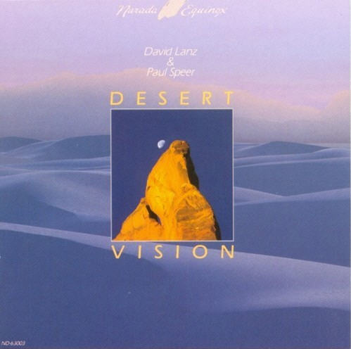 David Lanz & Paul Speer — Desert Vision