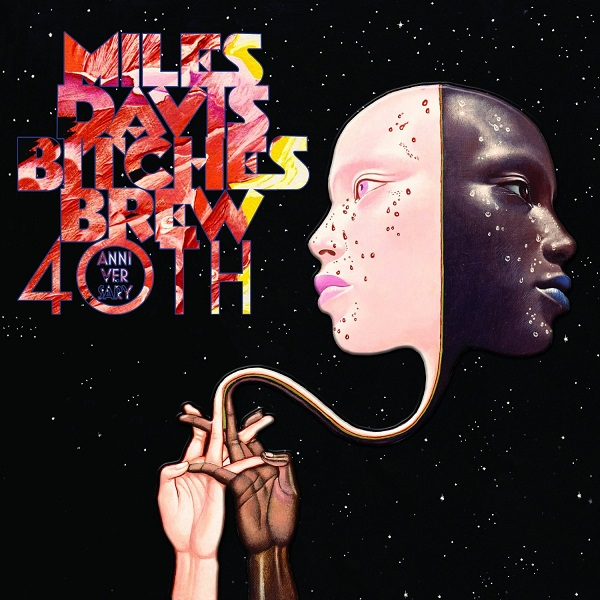 Bitches Brew 40th Anniversary Cover art