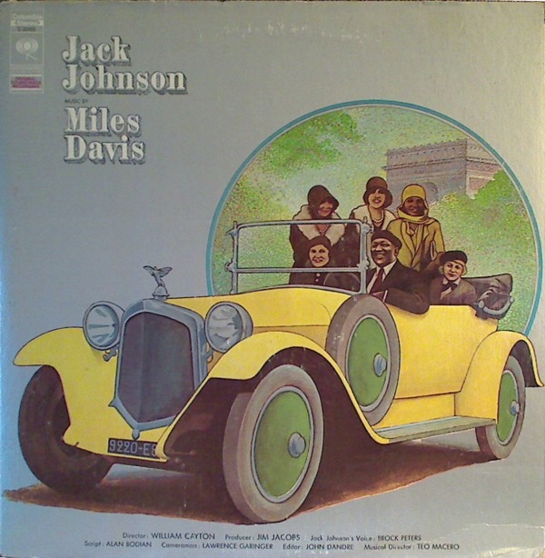 Miles Davis — Jack Johnson (aka A Tribute to Jack Johnson)