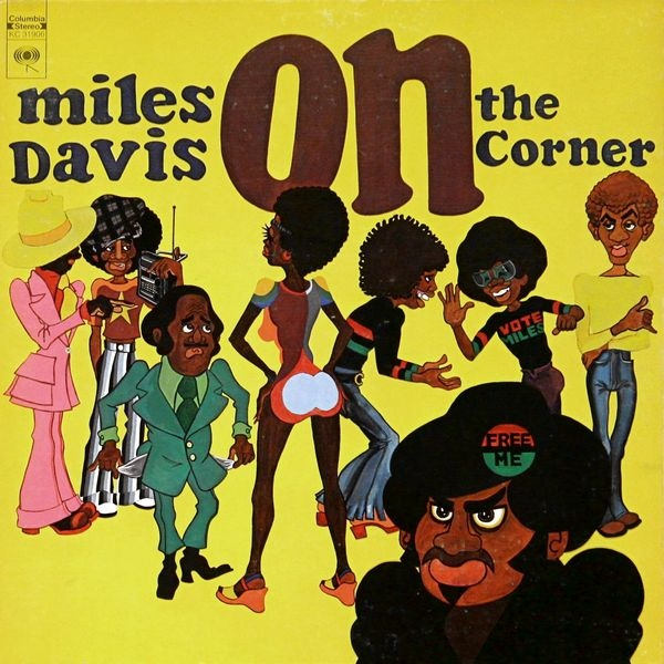 On the Corner Cover art