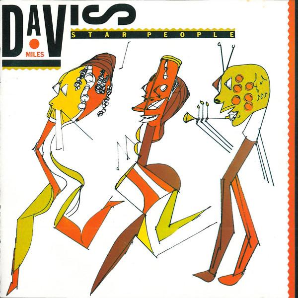 Miles Davis — Star People