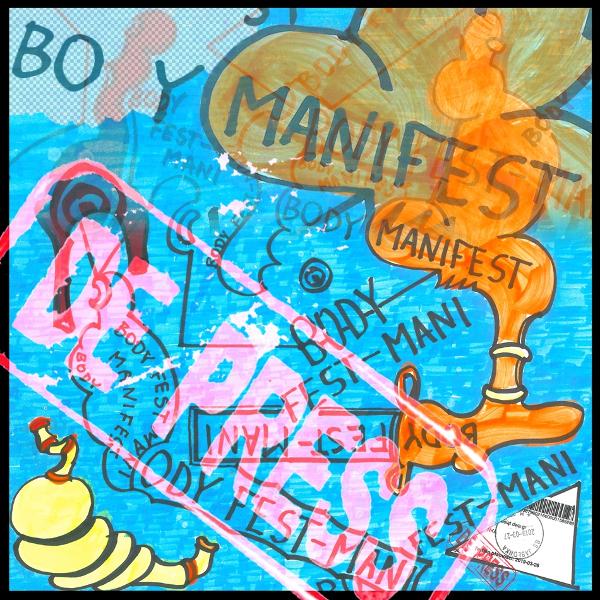 Body Manifest Cover art