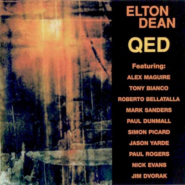 QED Cover art