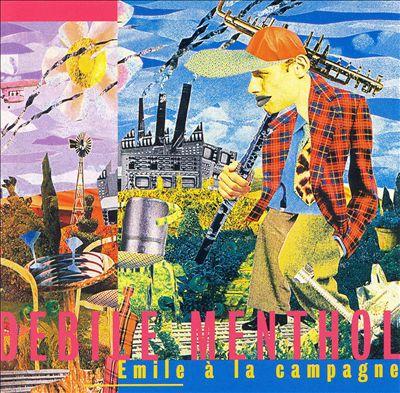 Emile à la Campagne Cover art