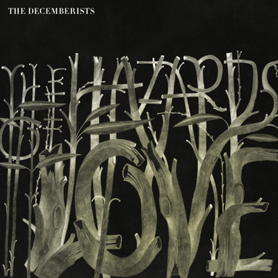 The Hazards of Love Cover art