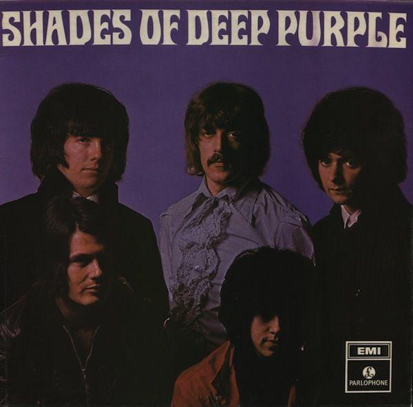 Deep Purple — Shades of Deep Purple