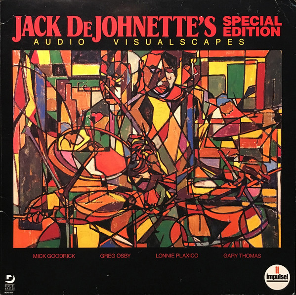 Jack DeJohnette's Special Edition — Audio Visualscapes