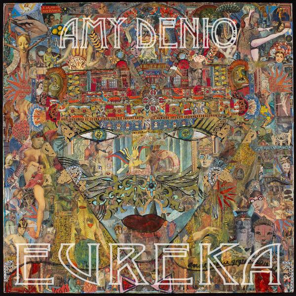 Eureka Cover art
