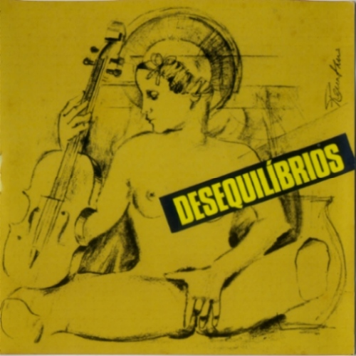 Desequilíbrios Cover art