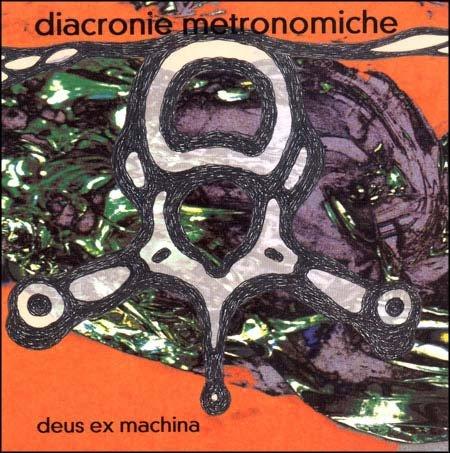 Diacronie Metronomiche Cover art