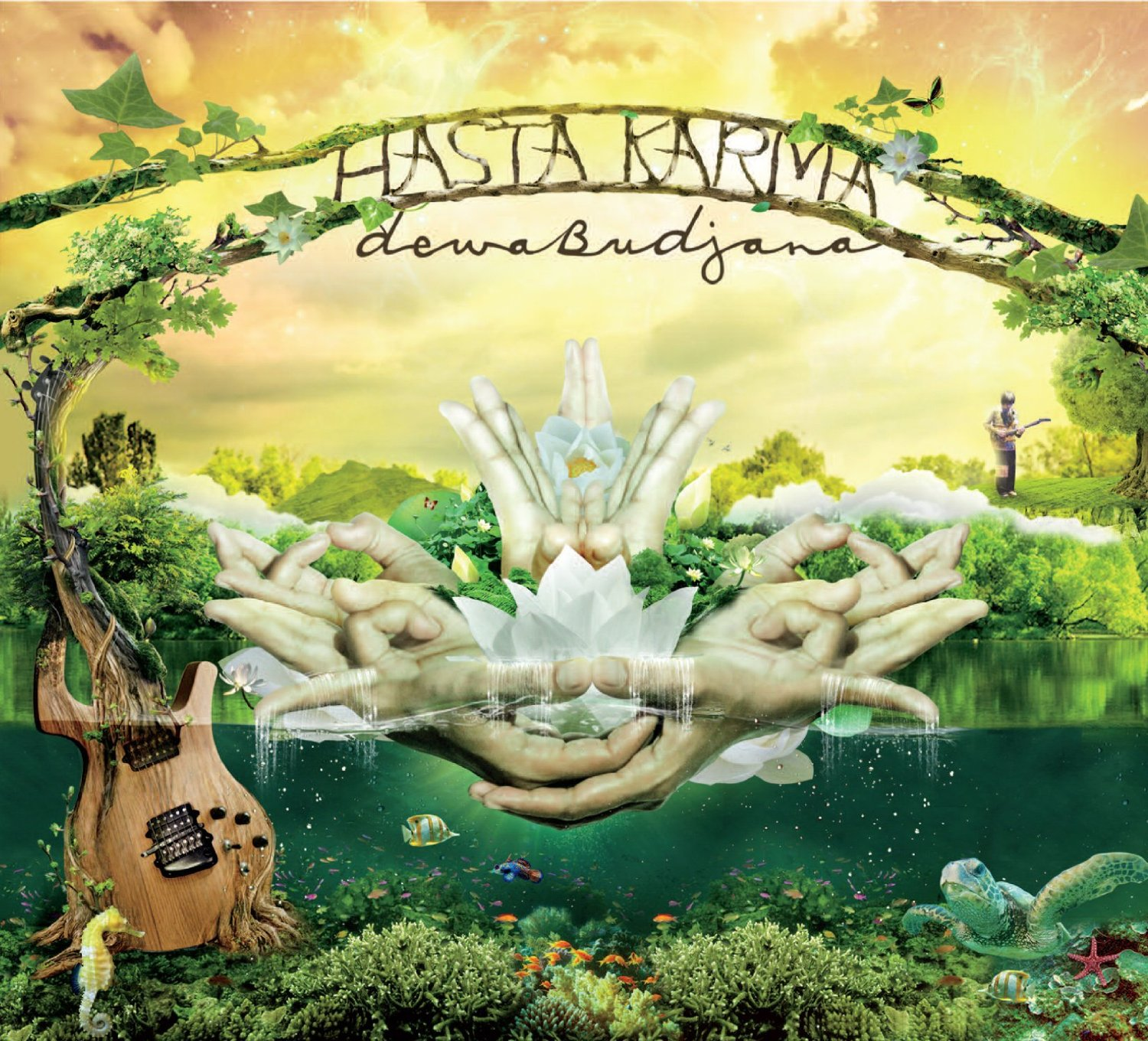 Hasta Karma Cover art