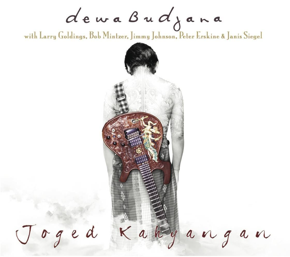 Joged Kahyangan Cover art