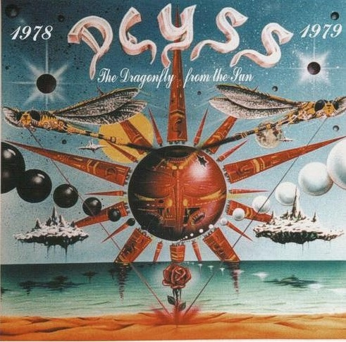 Deyss — The Dragonfly from the Sun