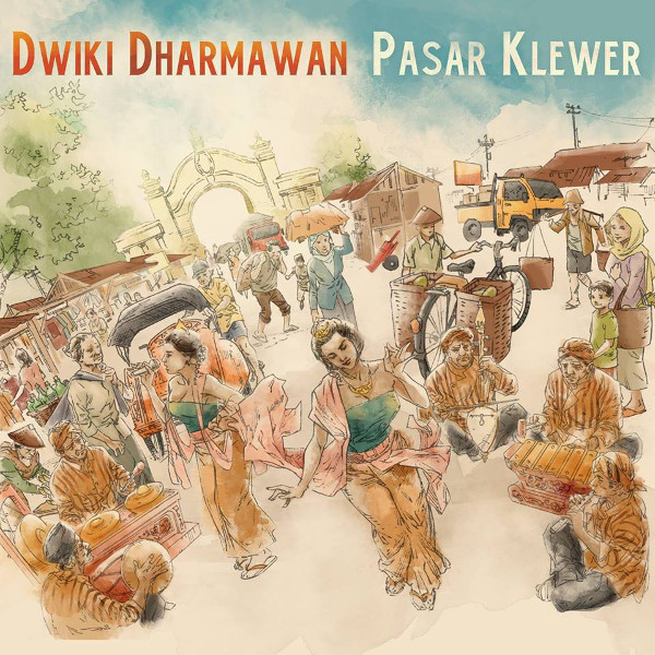 Pasar Klewer Cover art