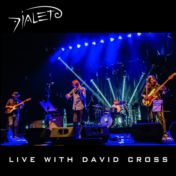 Live with David Cross Cover art