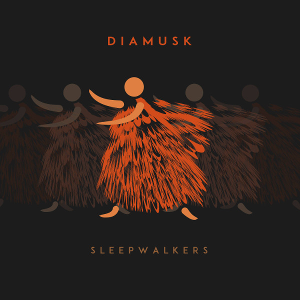 Sleepwalkers Cover art