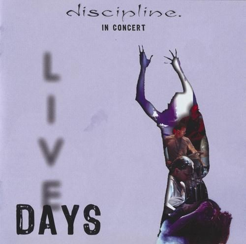 Live Days Cover art