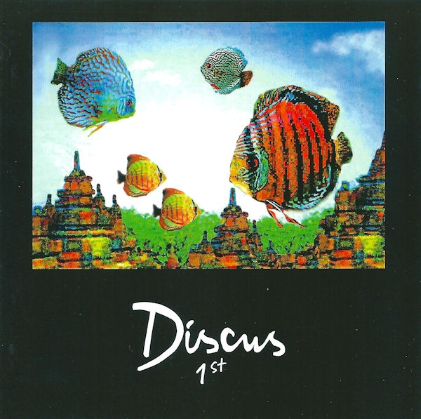 Discus - 1st cover
