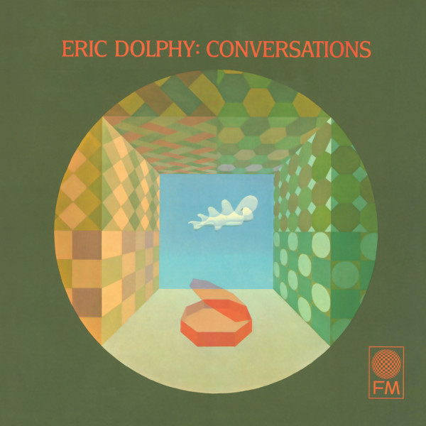 Eric Dolphy — Conversations