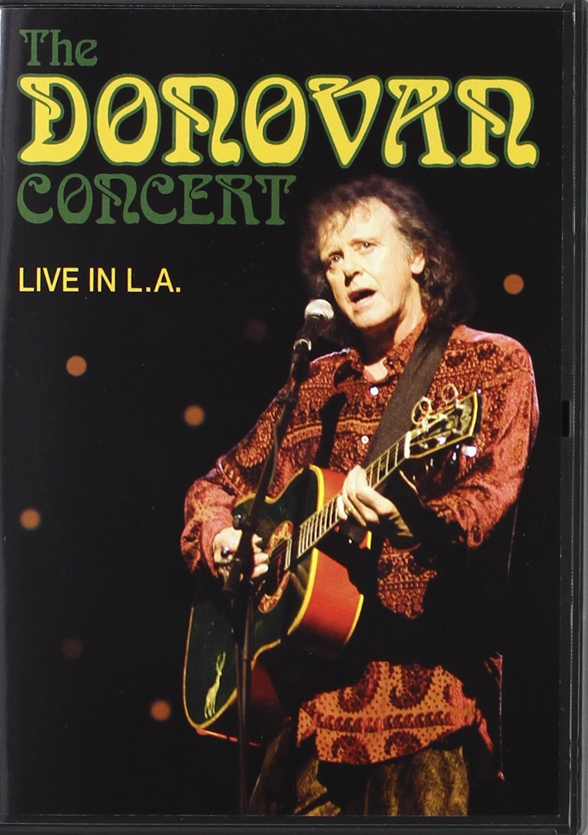 The Donovan Concert: Live in L.A. Cover art