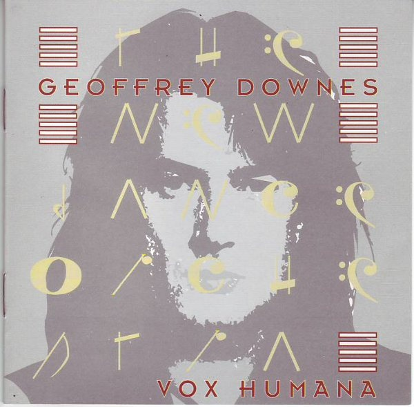 Geoffrey Downes & The New Dance Orchestra — Vox Humana