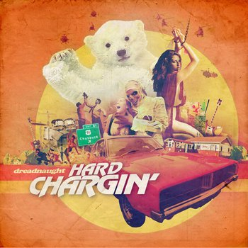 Hard Chargin' Cover art