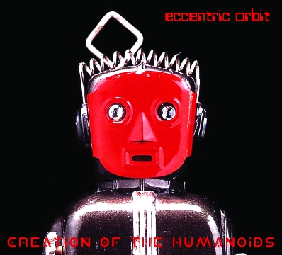 Creation of the Humanoids Cover art