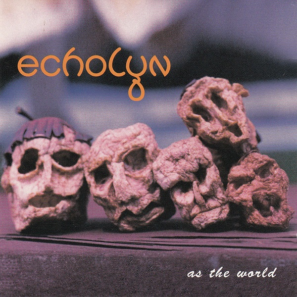 Echolyn - As the World cover