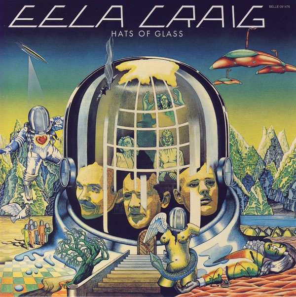 Eela Craig - Hats of Glass cover