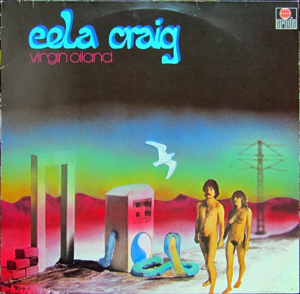 Eela Craig - Virgin Oiland cover