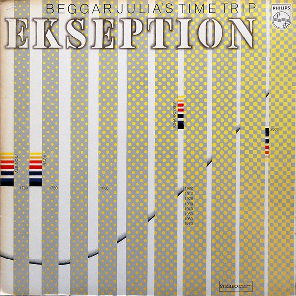 Ekseption — Beggar Julia's Time Trip