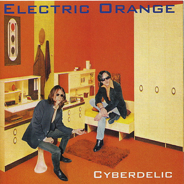 Electric Orange — Cyberdelic