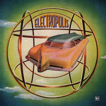 Electropolis Cover art